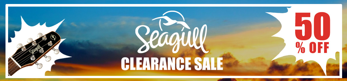 seagull 50%off