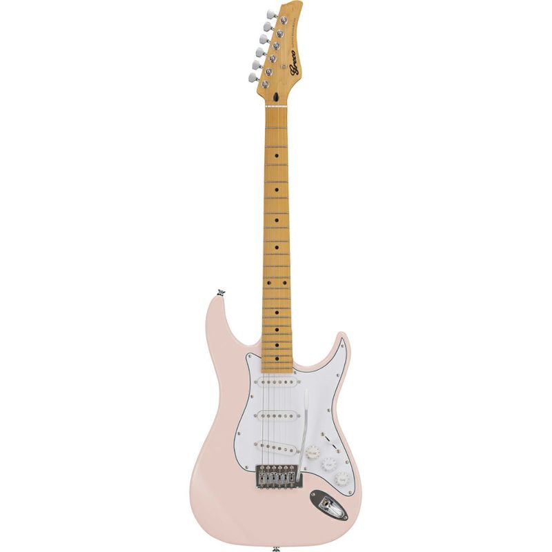 Greco WIS-3S, Light Pink / Maple Fingerboardの商品画像1