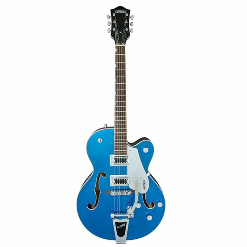 Gretsch G5420T Electromatic Hollow Body Single-Cut with Bigsby Fairlane Blueの商品画像1