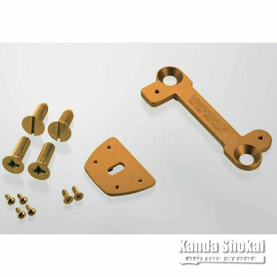 VIBRAMATE V7-LP Mounting Kit, Goldの商品画像1