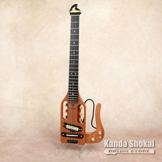 Traveler Guitar Pro-Series Deluxe, Mahoganyの商品画像1