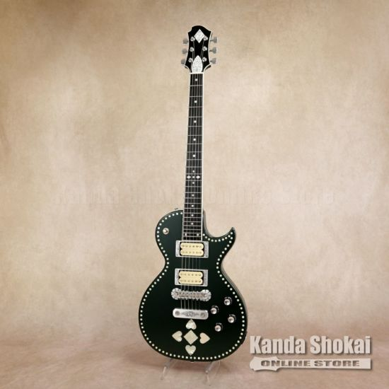 [Outlet] Zemaitis A24SU Dot Heartの商品画像1