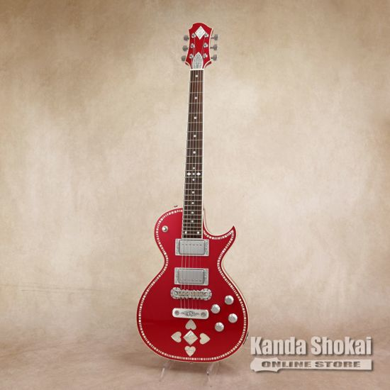 [Outlet] Zemaitis A24SU Ruby Heartの商品画像1