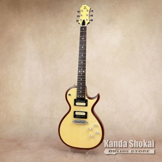 [Outlet] Zemaitis Z24WF, Flame Mapleの商品画像1