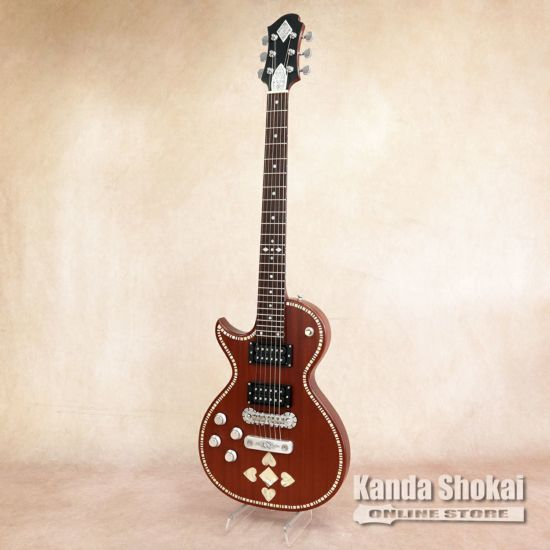 [Outlet] Zemaitis A24SU LH Natural Pearl Heartの商品画像1