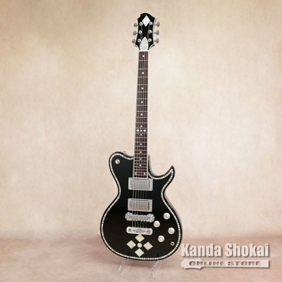 [Outlet] Zemaitis A24SU DC Black Pearl Diamondの商品画像1