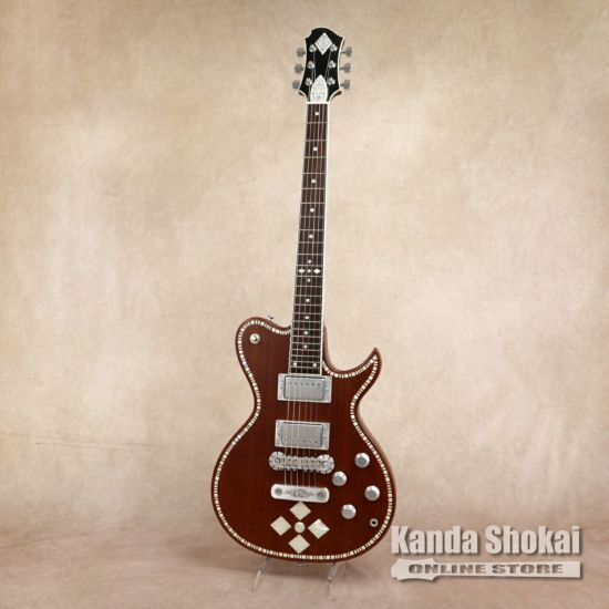 [Outlet] Zemaitis A24SU DC Natural Pearl Diamondの商品画像1