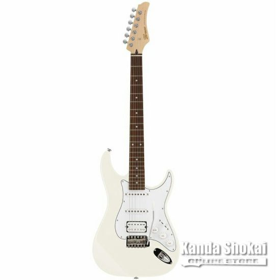 Greco WS-STD SSH, White / Rosewood Fingerboardの商品画像1
