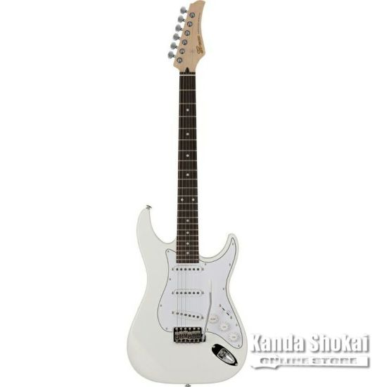 Greco WS-STD, White / Rosewood Fingerboardの商品画像1