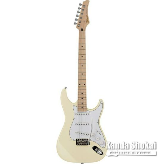Greco WS-STD, Aged White / Maple Fingerboardの商品画像1