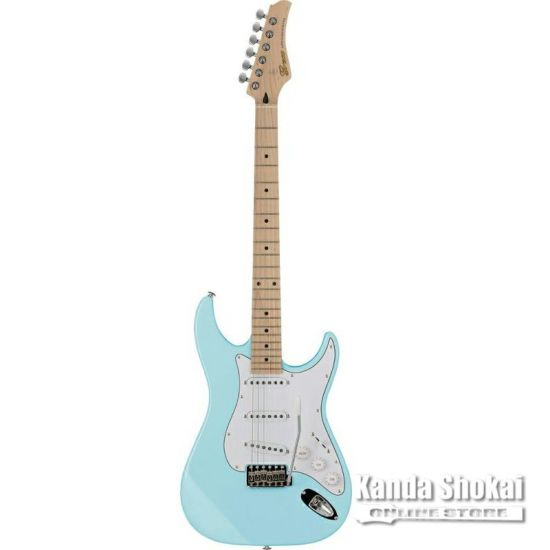 Greco WS-STD, Sky Blue / Maple Fingerboardの商品画像1