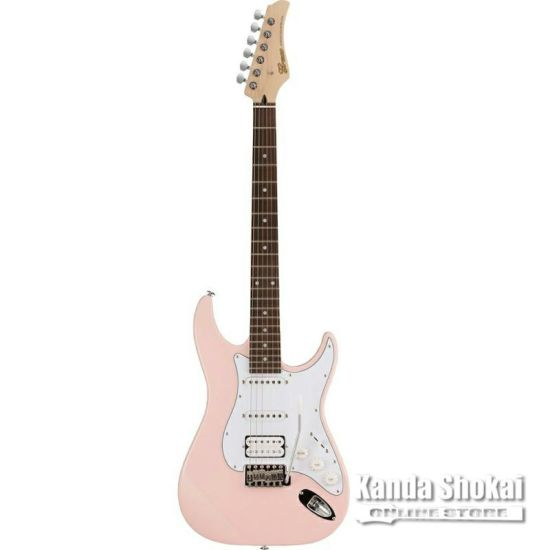 Greco WS-STD SSH, Light Pink / Rosewood Fingerboardの商品画像1