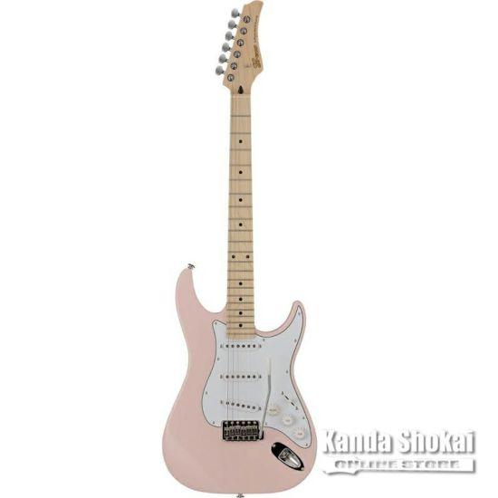 Greco WS-STD, Light Pink / Maple Fingerboardの商品画像1