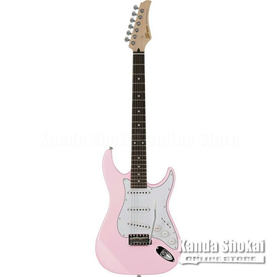 Greco WS-STD, Light Pink / Rosewood Fingerboardの商品画像1