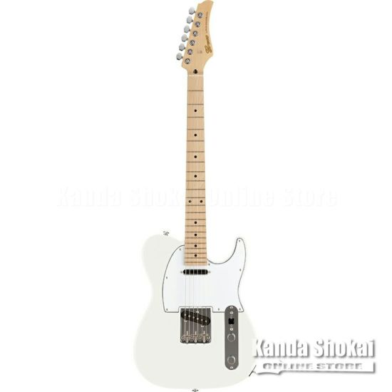 Greco WST-STD, White / Maple Fingerboardの商品画像1
