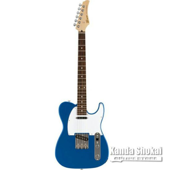 Greco WST-STD, Blue / Rosewood Fingerboardの商品画像1