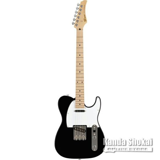Greco WST-STD, Black / Maple Fingerboardの商品画像1