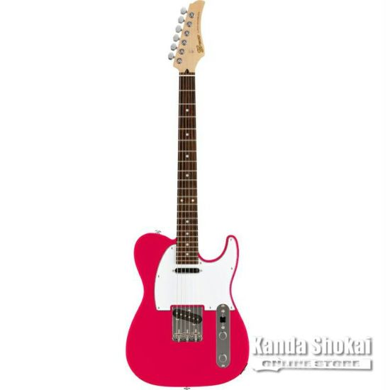 Greco WST-STD, Pearl Pink / Rosewood Fingerboardの商品画像1