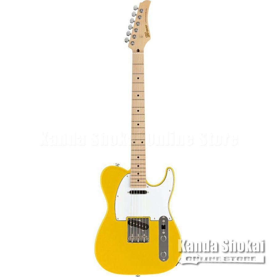 Greco WST-STD, Yellow / Maple Fingerboardの商品画像1