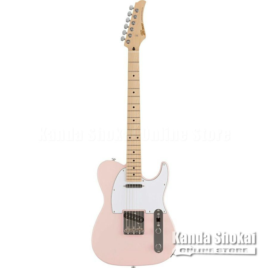 Greco WST-STD, Light Pink / Maple Fingerboardの商品画像1