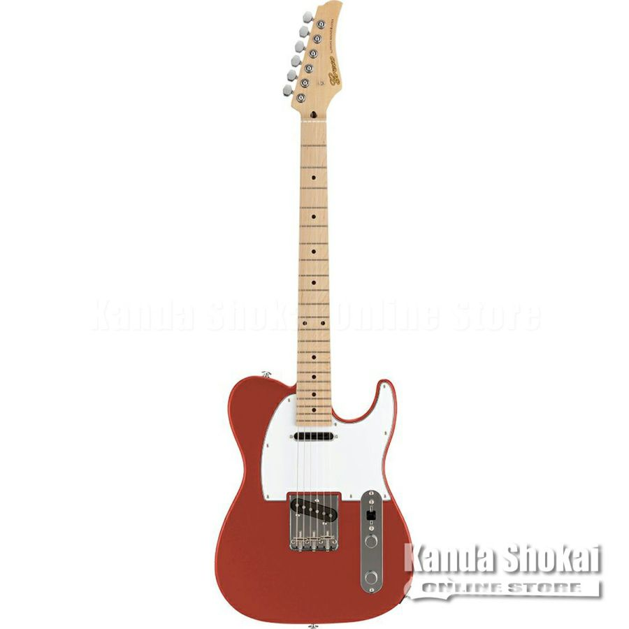 Greco WST-STD, Vermillion / Maple Fingerboardの商品画像1