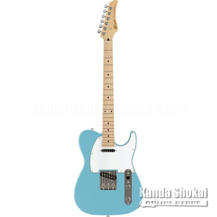 Greco WST-STD, Sky Blue / Maple Fingerboardの商品画像1