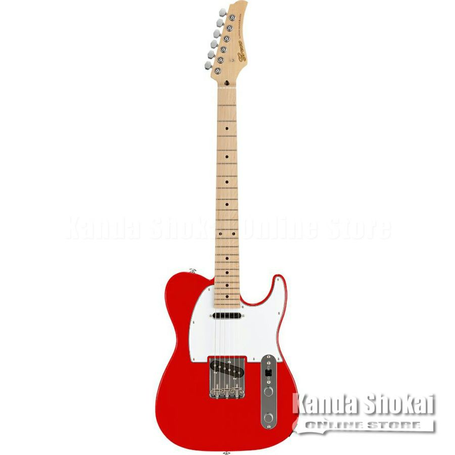 Greco WST-STD, Red / Maple Fingerboardの商品画像1