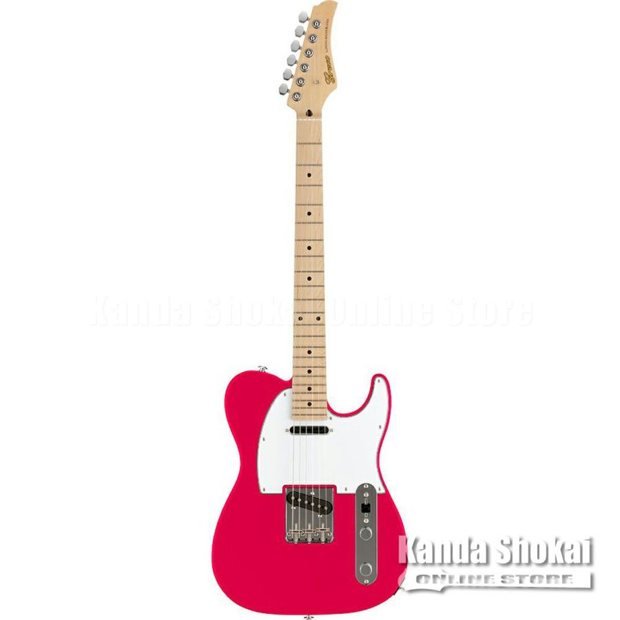 Greco WST-STD, Pearl Pink / Maple Fingerboardの商品画像1