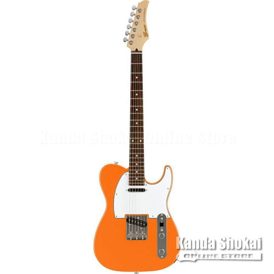Greco WST-STD, Light Orange/Rosewood Fingerboardの商品画像1