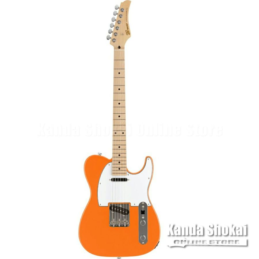 Greco WST-STD, Light Orange / Maple Fingerboardの商品画像1