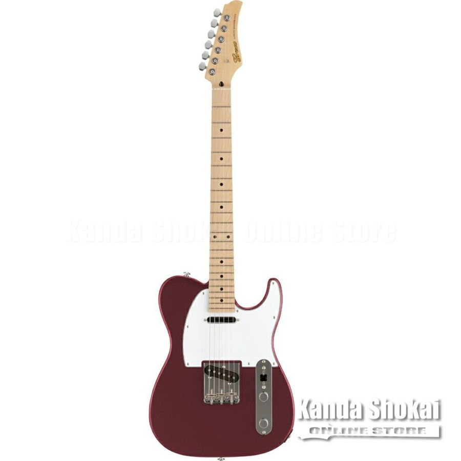 Greco WST-STD, Burgundy / Maple Fingerboardの商品画像1