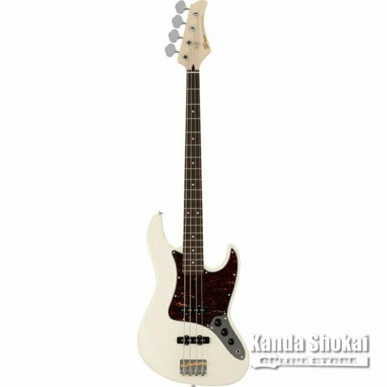 Greco WSB-STD, Aged White / Rosewood Fingerboardの商品画像1