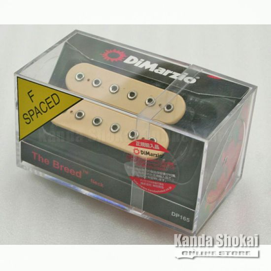 [Outlet] DiMarzio DP165F CR Breed Neckの商品画像1