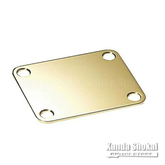 Allparts AP-0600-002 Gold Neckplate [6544]の商品画像1