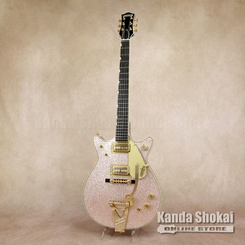 Gretsch Professional Collection G6129T-68-LTD Champagne Sparkle Jet with Bigsbyの商品画像1