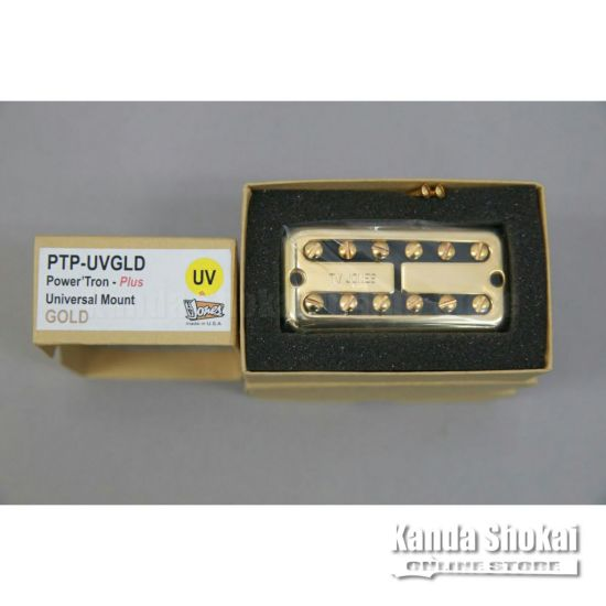 TV Jones Power'Tron Plus Universal Mount Bridge, Gold の商品画像1