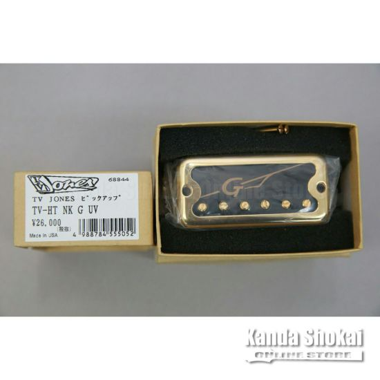 TV Jones TV-HT Universal Mount Neck, Gold の商品画像1