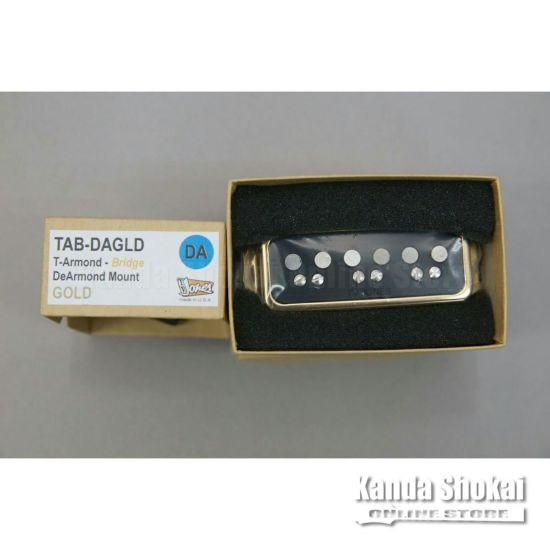 TV Jones T-Armond DeArmond Mount Bridge, Goldの商品画像1