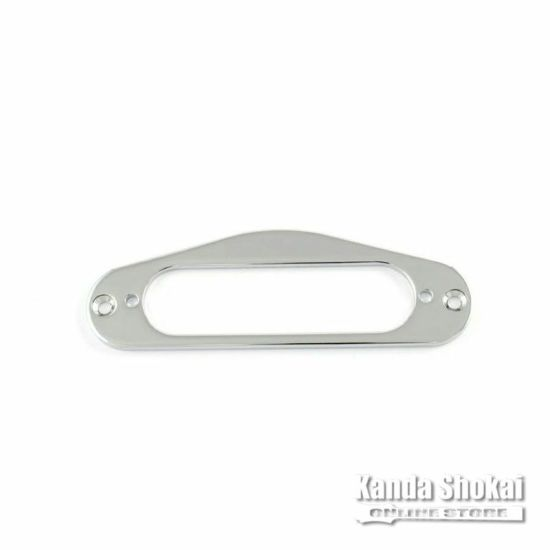 Allparts PC-0761-010 Pickup ring for Stratocaster Metal Chrome [8255]の商品画像1