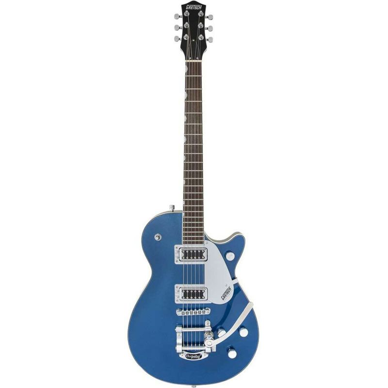 Gretsch  Electromatic G5230T Electromatic Jet FT Single-Cut with Bigsby, Aleutian Blueの商品画像1