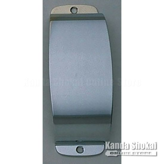 Allparts BP-2971-010 Chrome Pickup Cover for Jazz Bass [6597]の商品画像1