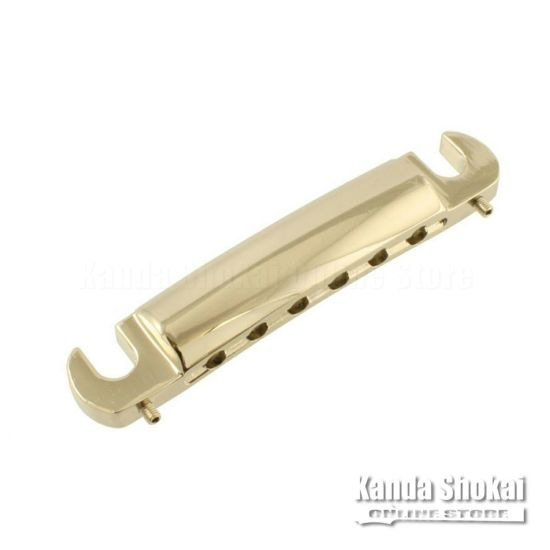 Allparts TP-3405-001 Nickel Stop Tailpiece [6007]の商品画像1