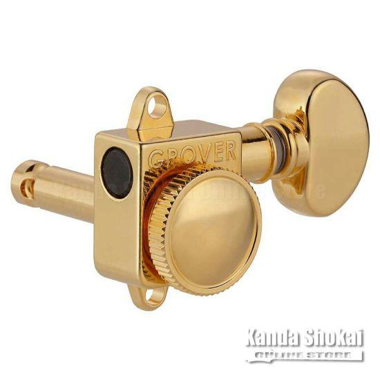 Grover Roto-Grip Locking Rotomatics 505FV, Goldの商品画像1
