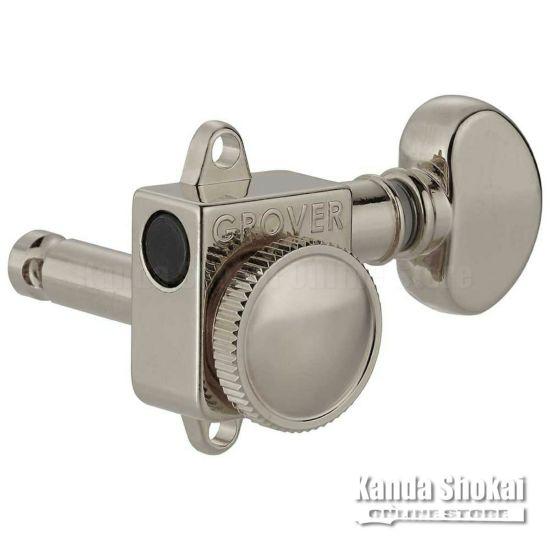 Grover Roto-Grip Locking Rotomatics 505FV, Nickelの商品画像1