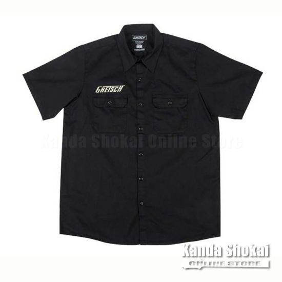 Gretsch Electromatic Work Shirt, Largeの商品画像1