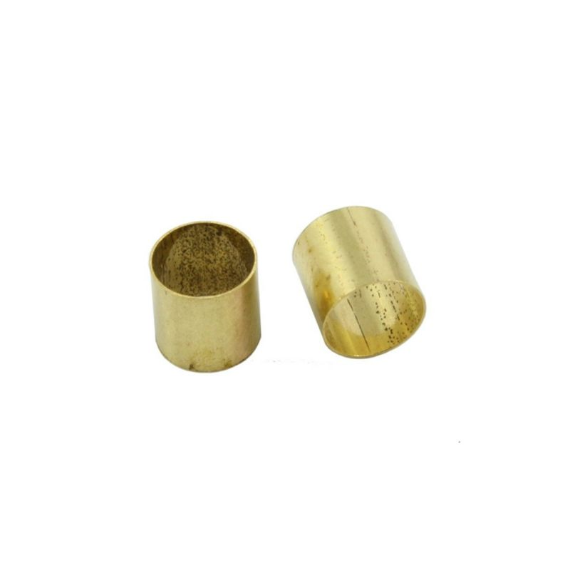 Allparts EP-0220-008 Pack of 5 Brass Pot Sleeves [4001]の商品画像1