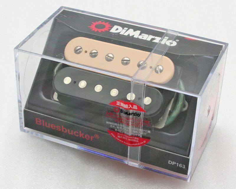 [Outlet] DiMarzio DP163BC Bluesbuckerの商品画像1