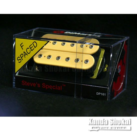[Outlet] DiMarzio DP161F CR Steve's Specialの商品画像1