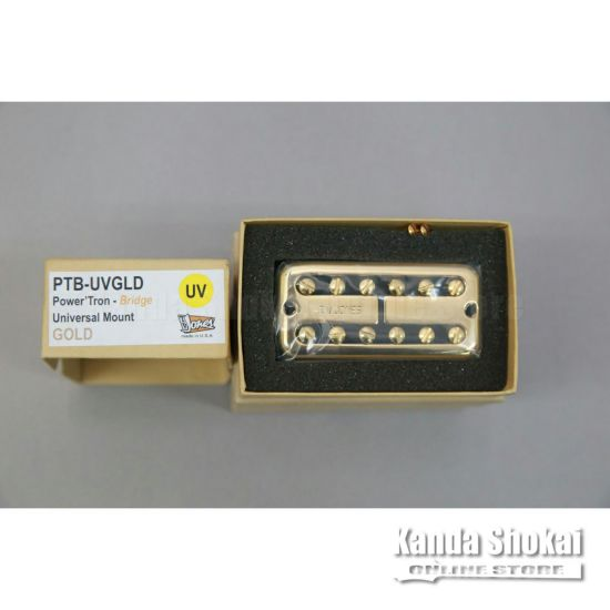 TV Jones Power'Tron Universal Mount Bridge, Gold の商品画像1