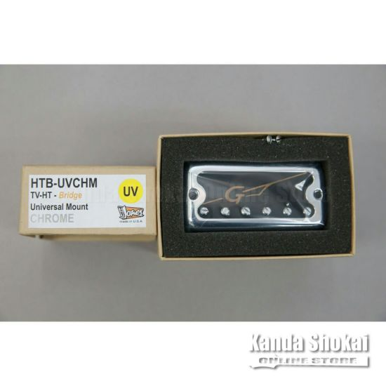 TV Jones TV-HT Universal Mount Bridge, Chrome の商品画像1